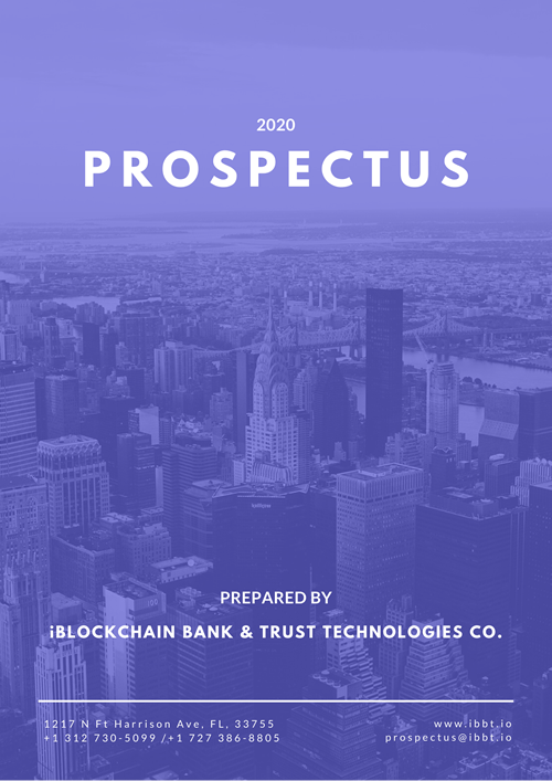 PROSPECTUS FRONT 500x - Colored Coins vs ERC20 Tokens - The future of Futures?